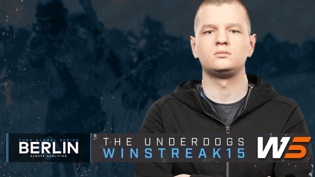 Темная лошадка: WinStreak15