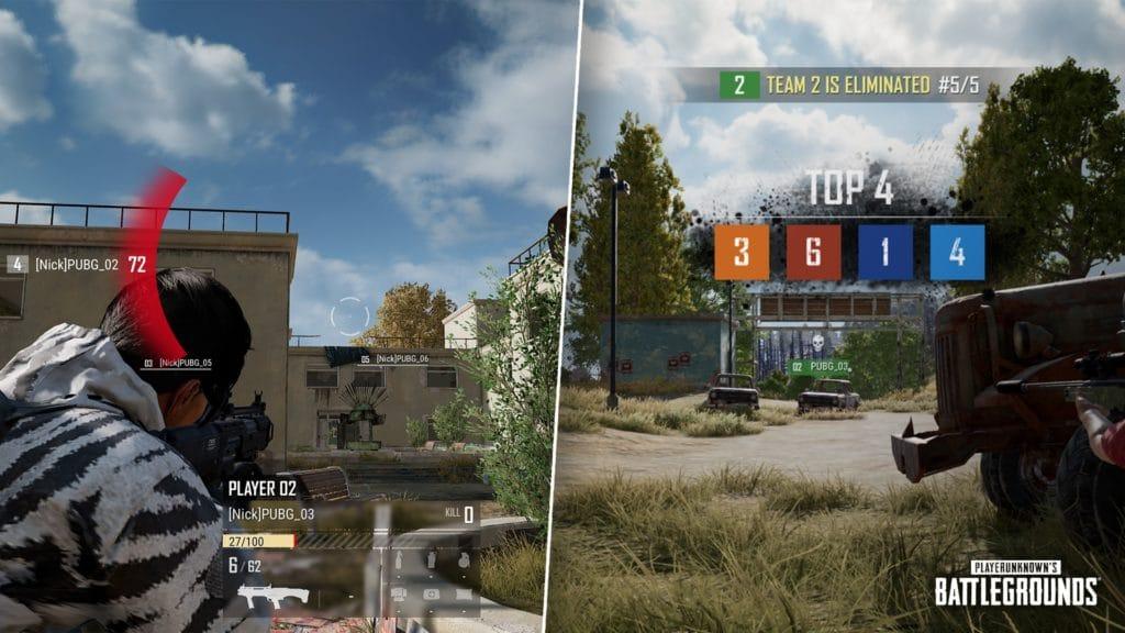 Улучшение интерфейса наблюдателя за пользовательским матчем