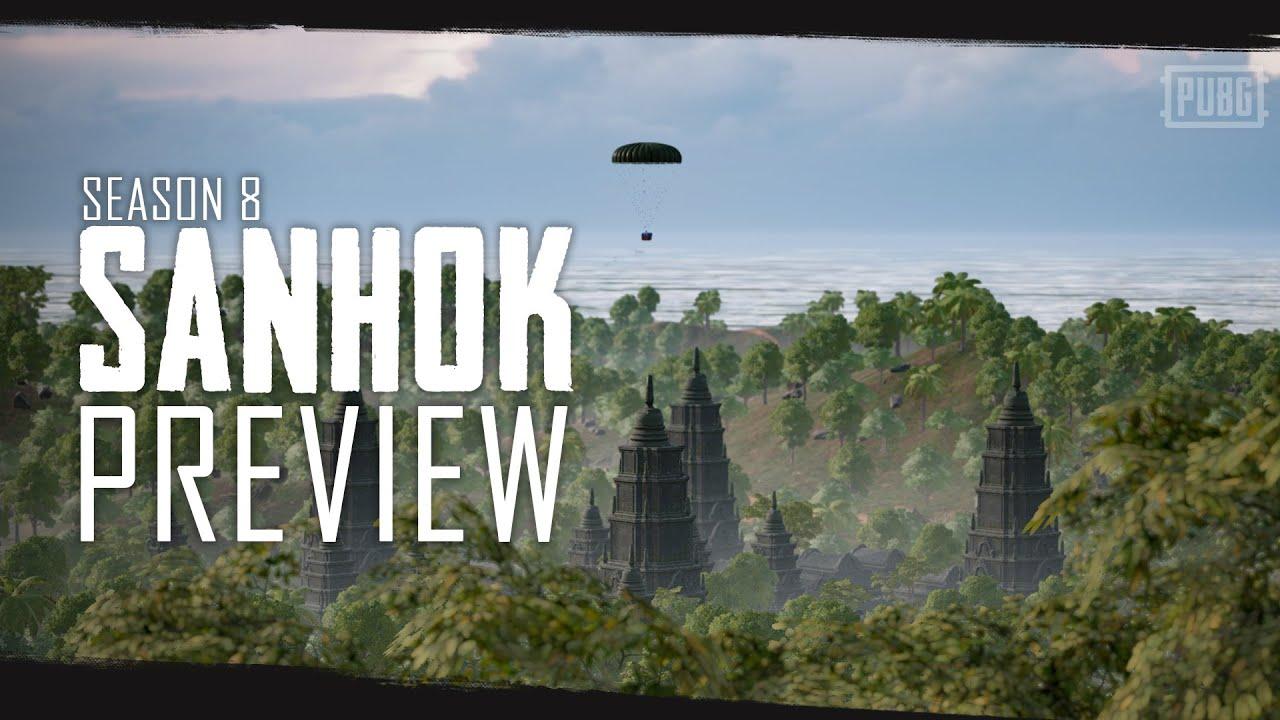 Разработчики показали небольшое видео новой версии карты Санок