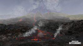 Из действующих вулканов льются реки лавы