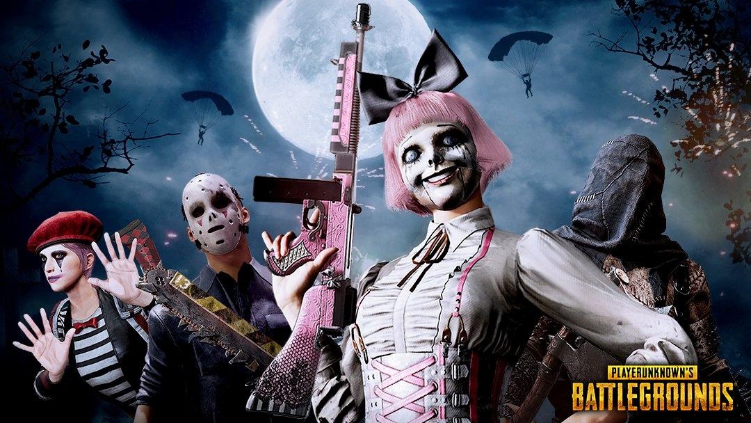 Новые костюмы на Хэллоуин