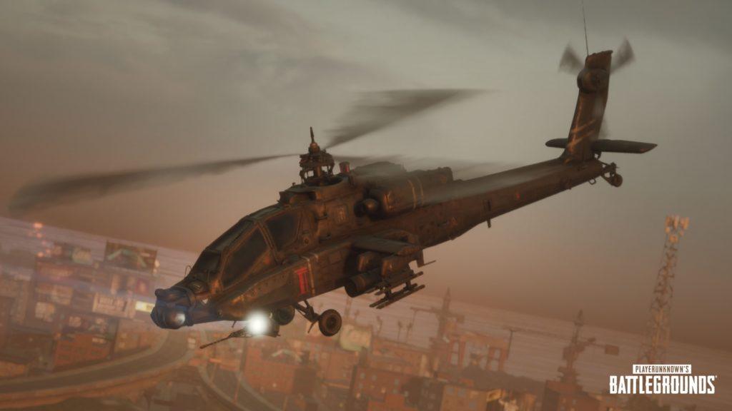 Разведывательный вертолет «Столпа»