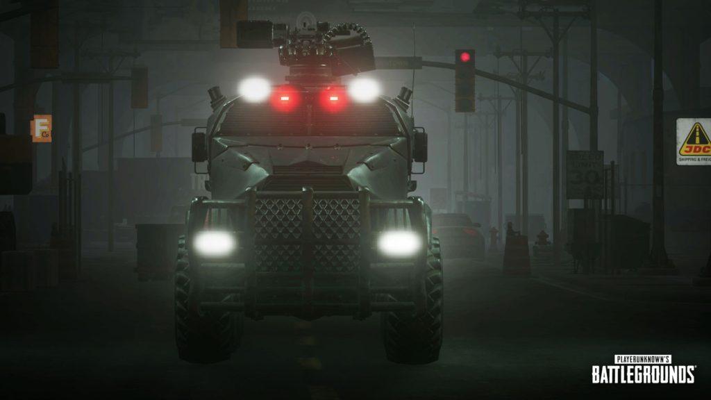 Тактический грузовик «Столпа»