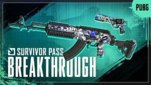 Билет выжившего «Прорыв» дает вам крутые скины и снаряжение