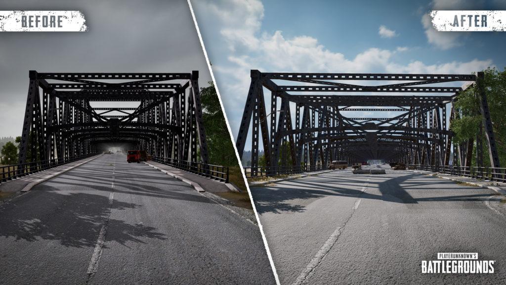 Два моста, соединяющих Сосновку с Эрангелем, сильно изменились.