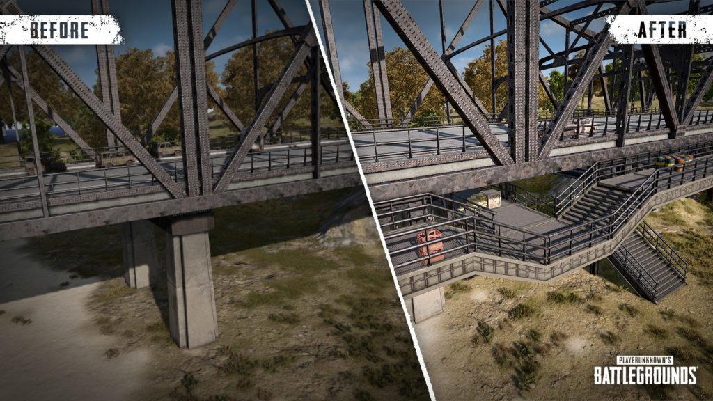 Два моста, соединяющих Сосновку с Эрангелем