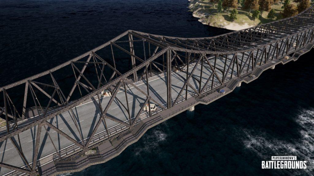 Мосты военной базы Эрангеля