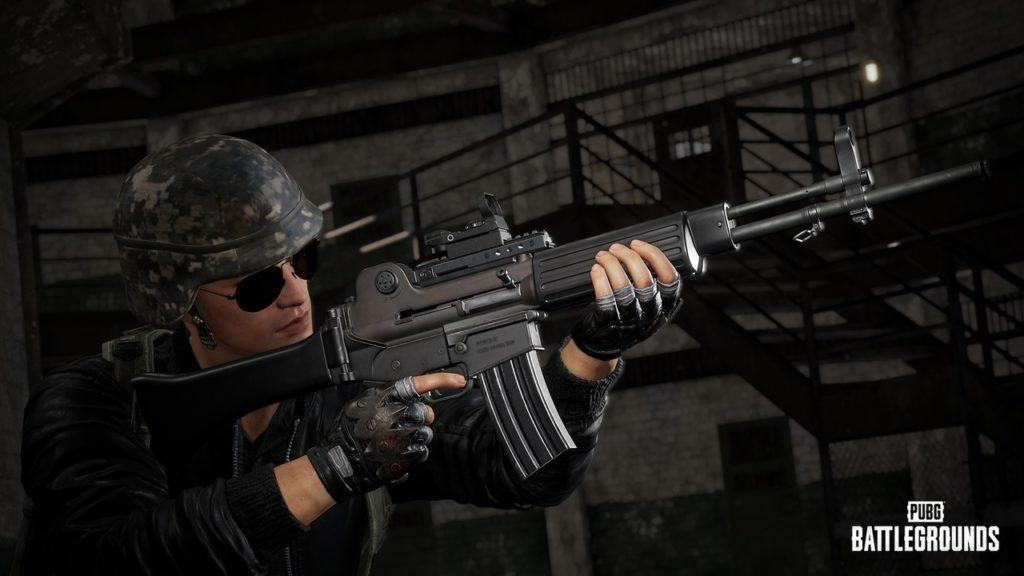 Новое оружие K2