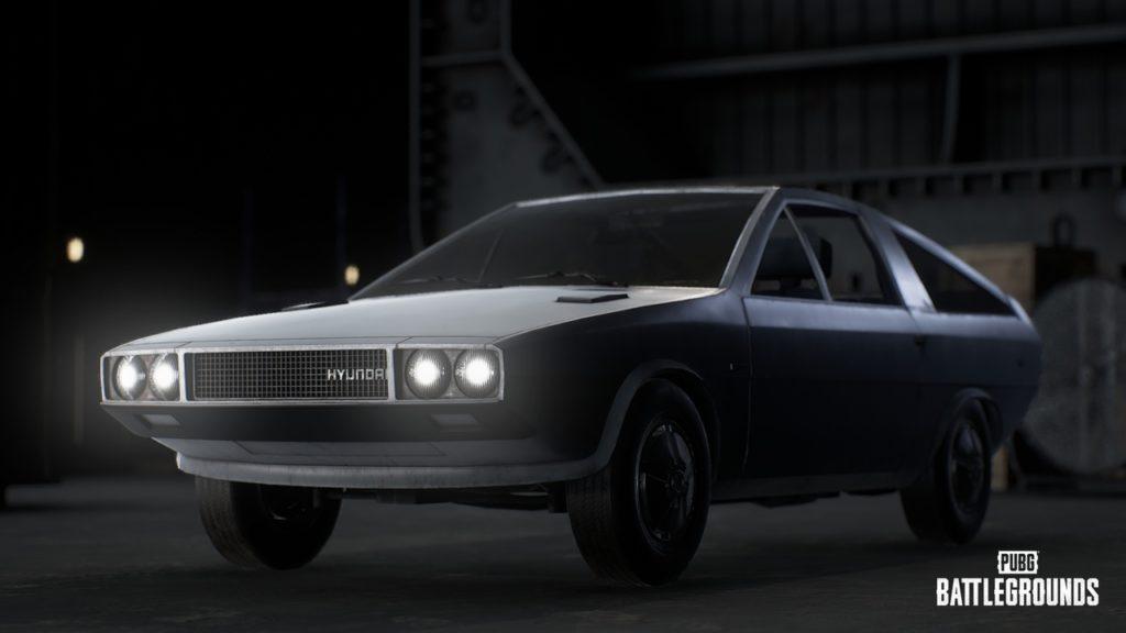 Новый транспорт: Pony Coupe