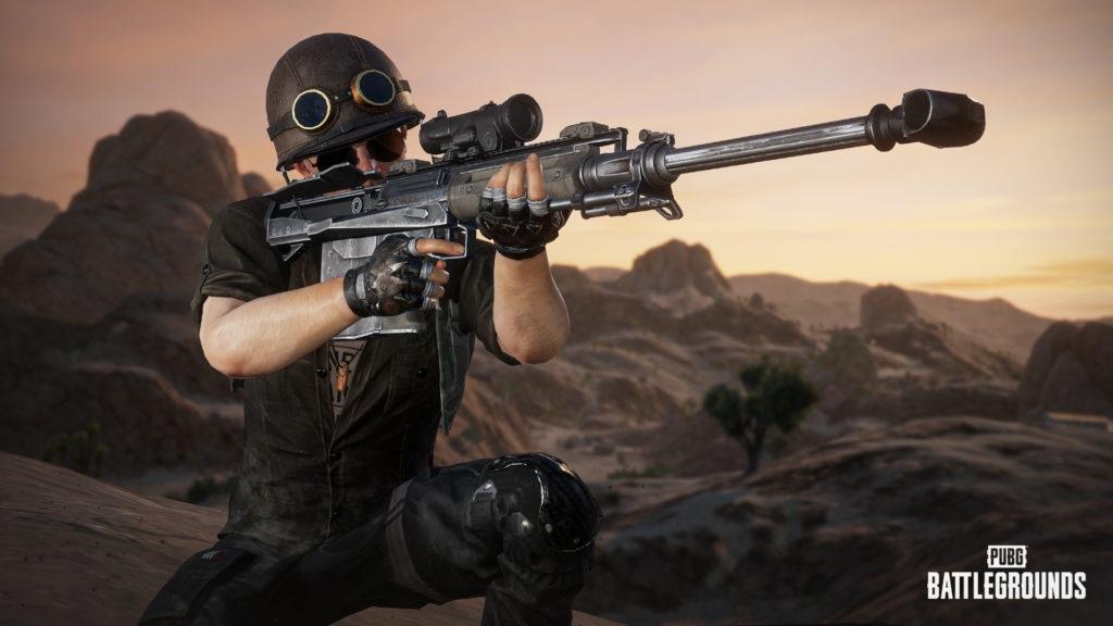 Обновление крупнокалиберной винтовки «Рысь»